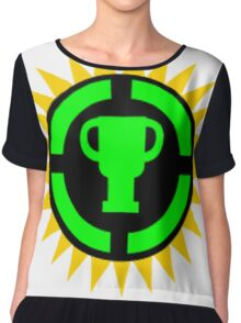 The Game Theorists - Game Theory T-Shirt Chiffon Top