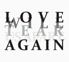 Love will tear us apart again- Joy Division by loveaj