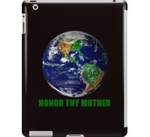 Honor Thy Mother iPad Case/Skin