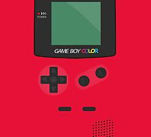 Retro Video Game Boy Console   by CroDesign