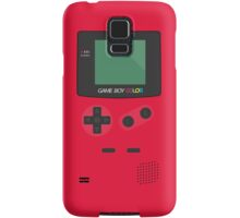 Retro Video GameBoy Console  iPhone 4 Case / iPhone 5 Case / Samsung Galaxy Cases   / Pillow / Tote Bag / iPad Case / Duvet Samsung Galaxy Case/Skin