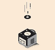 ElectroVideo Gamecube (Black) by Robin Wells