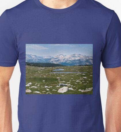 Gaylor Lakes- Yosemite Unisex T-Shirt