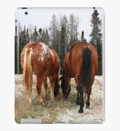 Let's Share iPad Case/Skin