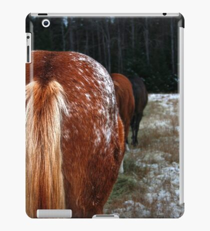 Lined Up iPad Case/Skin