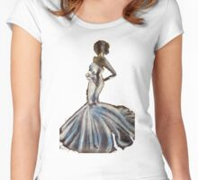 Bride & Bow Women's Fitted Scoop T-Shirt