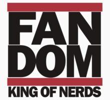 FAN DOM - King of Nerds by Numnizzle