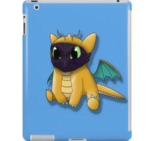 Cute Dragon in a costume iPad Case/Skin