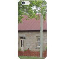 Tru's Cottage at Ross iPhone Case/Skin