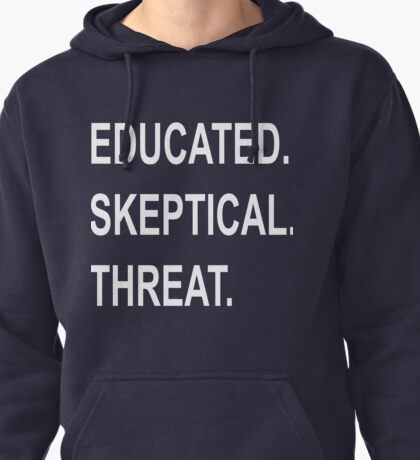 Threat Pullover Hoodie