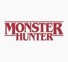 MONSTER HUNTER red One Piece - Short Sleeve