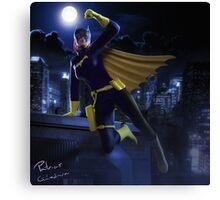 Batgirl new Canvas Print