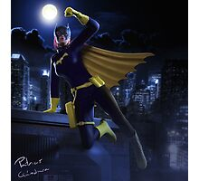 Batgirl new Photographic Print