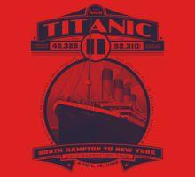Titanic 2 Kids Tee