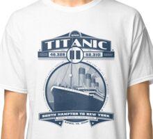 Titanic 2 Classic T-Shirt
