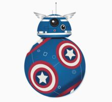 BB8 Friends Series 1 - The Hero One Piece - Short Sleeve