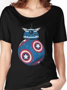 BB8 Friends Series 1 - The Hero Women's Relaxed Fit T-Shirt