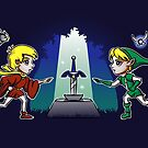 Master Sword in the Stone by Stephanie Jayne Whitcomb