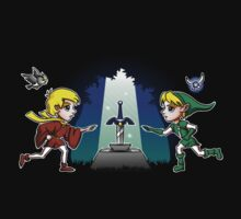 Master Sword in the Stone Kids Clothes