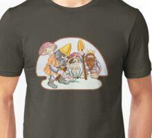 Fearless Mushroom Hunters Unisex T-Shirt