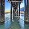 Under/Beneath a Bridge OR a Pier OR a Dock