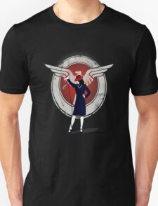drop the mic Unisex T-Shirt