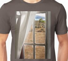 View from Casa Museo Jose Lively- Estancia Maipu- Patagonia Unisex T-Shirt