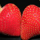 Strawberry Duo by Terri~Lynn Bealle