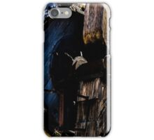 Old Mining Equipment iPhone Case/Skin