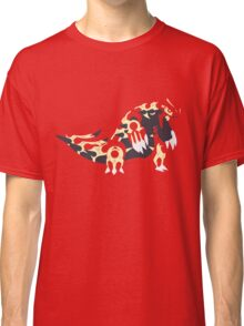 Primal Groudon Classic T-Shirt