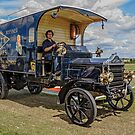 1913 McCurd Sugar Delivery Truck BC2365 by Colin Smedley