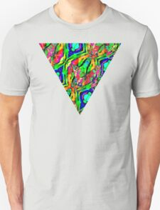 Flying with the butterflies into a world of wonder and amazement Unisex T-Shirt
