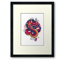 Insurgent Dragon Framed Print