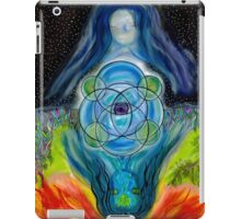 Maia, Queen of Cups iPad Case/Skin