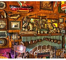 The Historic Anchor Hotel Photographic Print