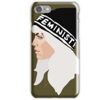 Feminist (Gold) iPhone Case/Skin