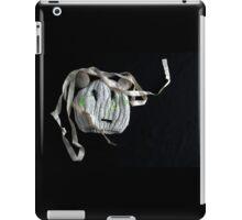 Weird Face  iPad Case/Skin