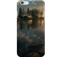 Old Bridge Sunset iPhone Case/Skin