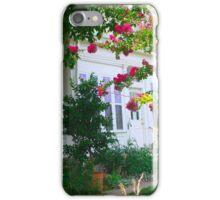 LOVELY BACK YARD iPhone Case/Skin