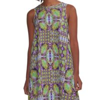 reverse two A-Line Dress