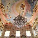 Inside decoration II (Esterházy Palace) by zumi