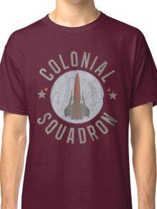 Battlestar Galactica Colonial Squadron classic TV Classic T-Shirt