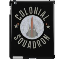 Battlestar Galactica Colonial Squadron classic TV iPad Case/Skin