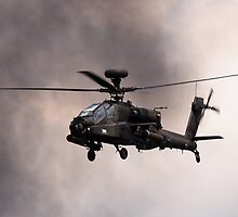 Smokin' Apache by TomGreenPhotos