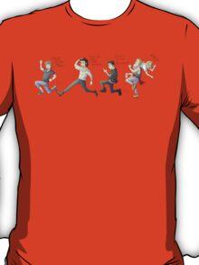1D on the Run T-Shirt