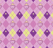 Argyle Time! (Princess Edition) by k-bot
