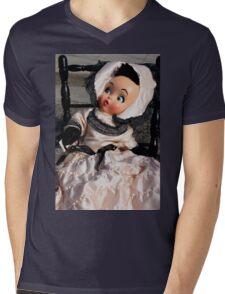 Lulabelle Mens V-Neck T-Shirt