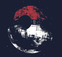 Death Star Pokeball Kids Tee