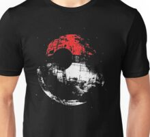 Death Star Pokeball Unisex T-Shirt