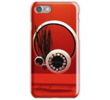 """Red, White and Cool"" iPhone Case/Skin"